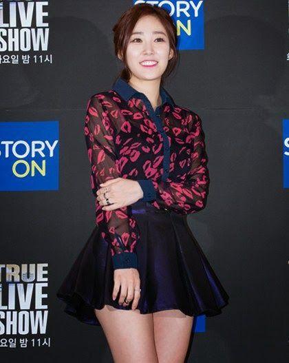 Choi-Hee 최희 아나운서 엉살 10p