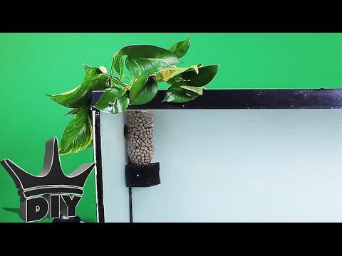 HOW TO: A complete aquarium filter - ALL IN ONE TUTORIAL - YouTube