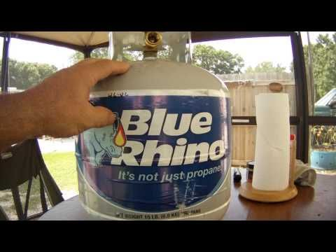 How to get a New 20lb Propane tank for FREE. TheKilog69