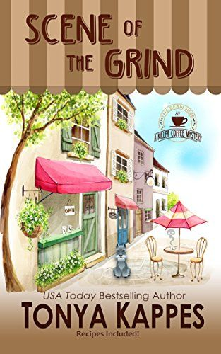 From Amazon Scene Of The Grind A Killer Coffee Mystery Book 1 By To