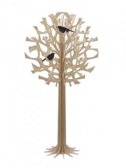 Deko Baum aus feinem Holz unterstützt Aufforstungsprogramm