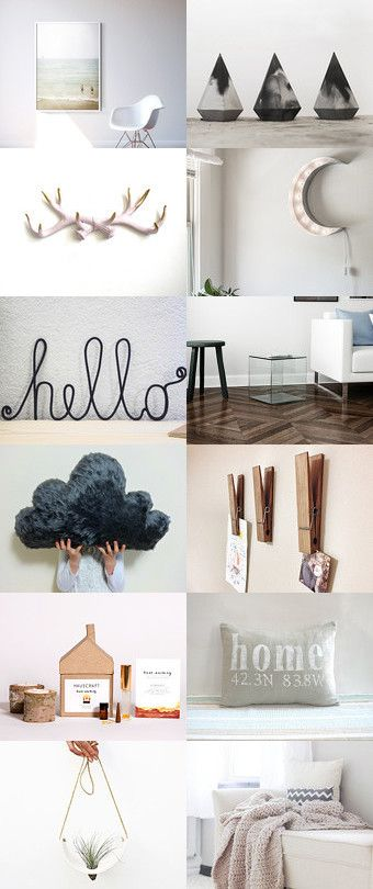 Modern Home      by Mika Barr on Etsy--Pinned with TreasuryPin.com