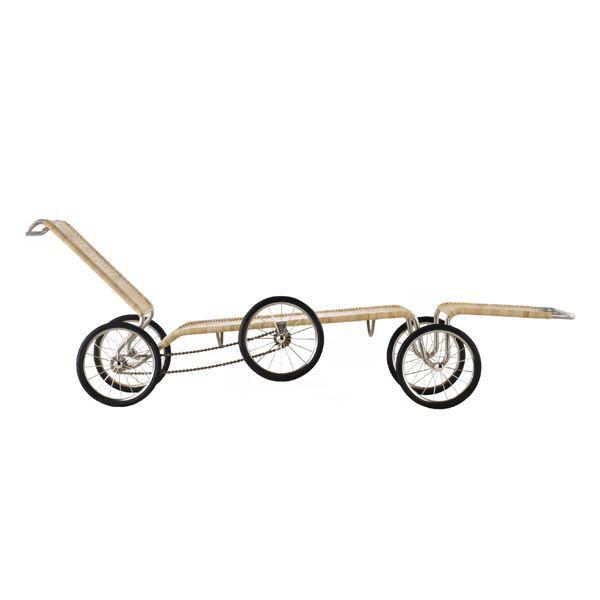 Chaise Longue F41 - design Marcel Breuer - Tecta