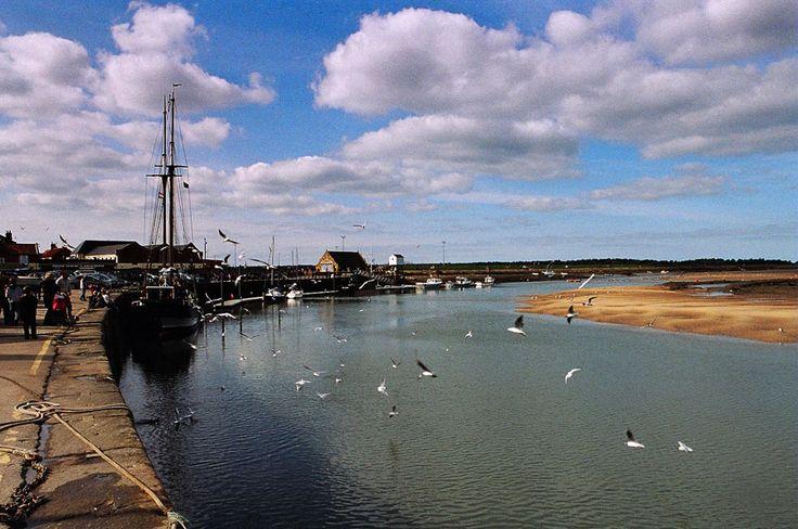Wells Next The Sea. Photo:  Rowena Reed