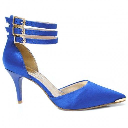 Sapato Scarpin Bebecê 577257