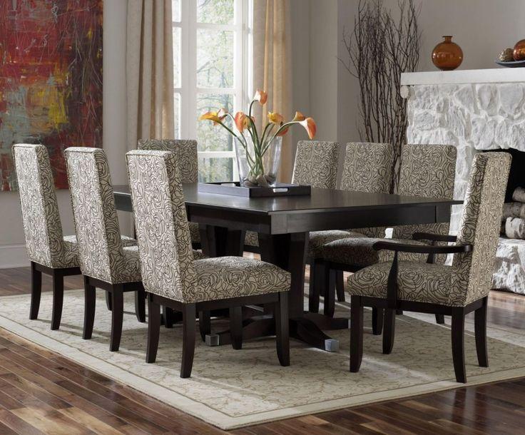 Dining room decor #dinette, #dining, #interior, #elegant, #luxury, #furniture, #exclusive http://bensonsroom.com