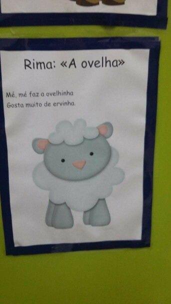 Rima da ovelha