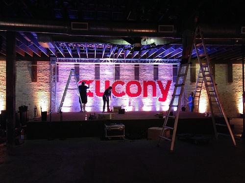 Austin Texas Event, Stage lighting, Intelligent Lighting Design, ILD Lighting,