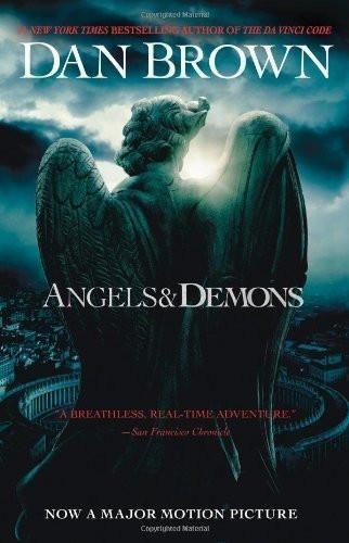 Angels & Demons - Movie Tie-In: A Novel [Mar 31, 2009] Brown, Dan]