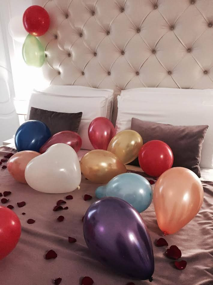 HAPPY BIRTHDAY! As happy and excited you were for this day, we too got overwhelmed! Thank you for celebrating with us, we had enjoyed decorating your room as you have desired it.. Hope to see you again