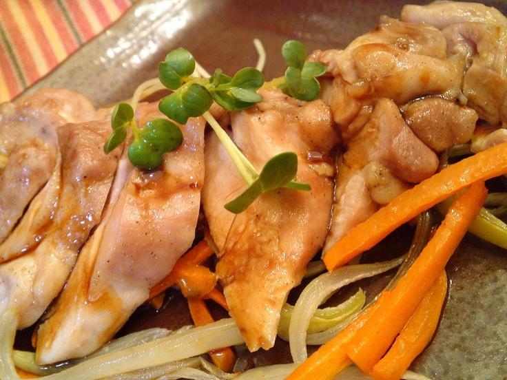 チキンのオリーブオイル焼き タニタ食堂 タニタ食堂 チキン 食堂