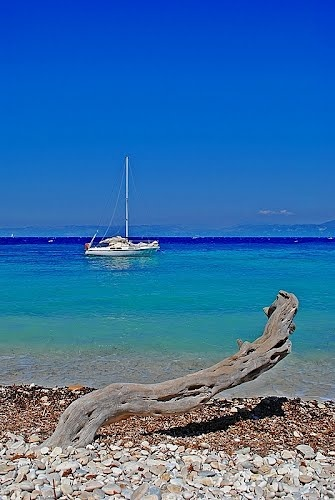 The beauty of the Ionian Sea ~ Paxi islands in Greece