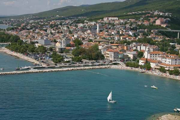 Crikvenica. Very popular tourist place in Croatia and one of the oldest ones!