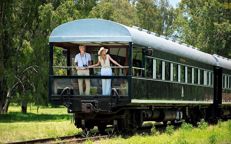 Observatory - Rovos Rail Pretoria to Durban Journey