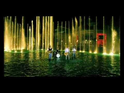 Bobby van Jaarsveld - Spieeltjie (Music fountain music video - Silversta...