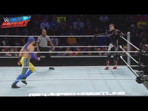 WWE MAIN EVENT January 13 2015 Los Matadores vs Goldust & Stardust - WWE MAIN EVENT 1/13/15 RECAP