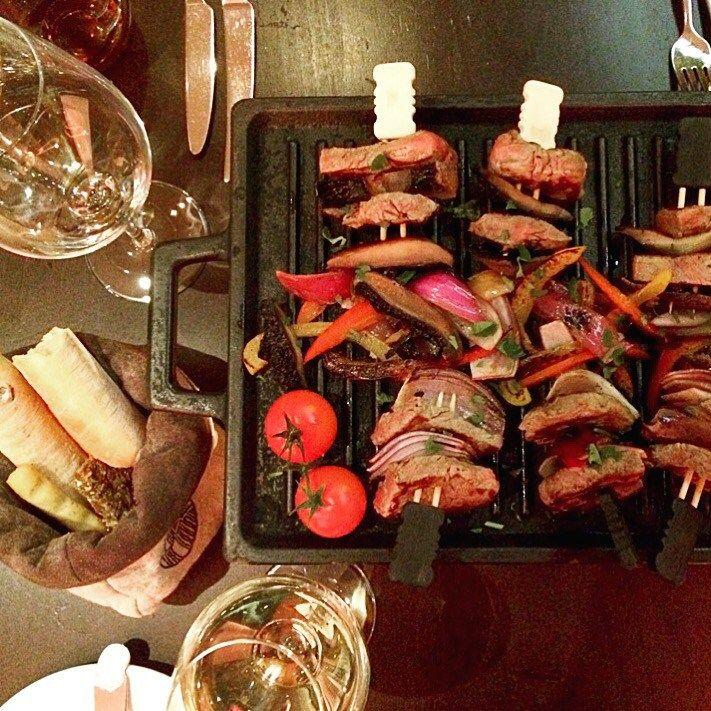 Heerlijk mals vlees bij Midtown Grill in Amsterdam | Goodfoodlove