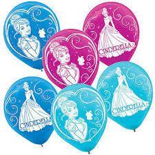 Let's Party With Balloons - Disney Cinderella Helium Balloon Pack, $9.00 (http://www.letspartywithballoons.com.au/disney-cinderella-helium-balloon-pack/?page_context=category