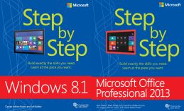 Articles introducing Windows 8 & 8.1 and their basic concepts