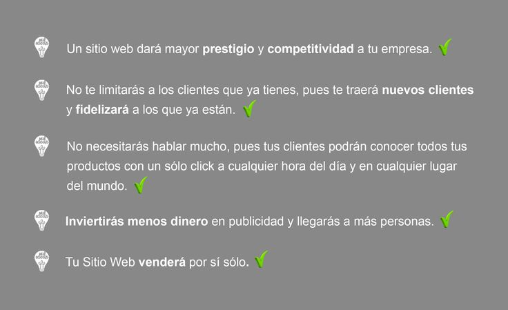 Tu Sitio Web | Mil ideas Internet