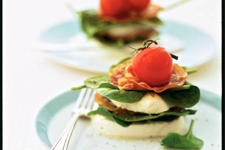 Wil je een lichtere versie van de klassieke lasagne uitproberen? Deze lasagne met spinazie en mozzarella is puur genieten.