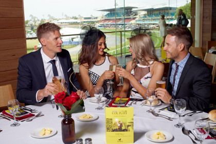Dining at Moonee Valley Racecourse - photo by www.sdpmedia.com.au