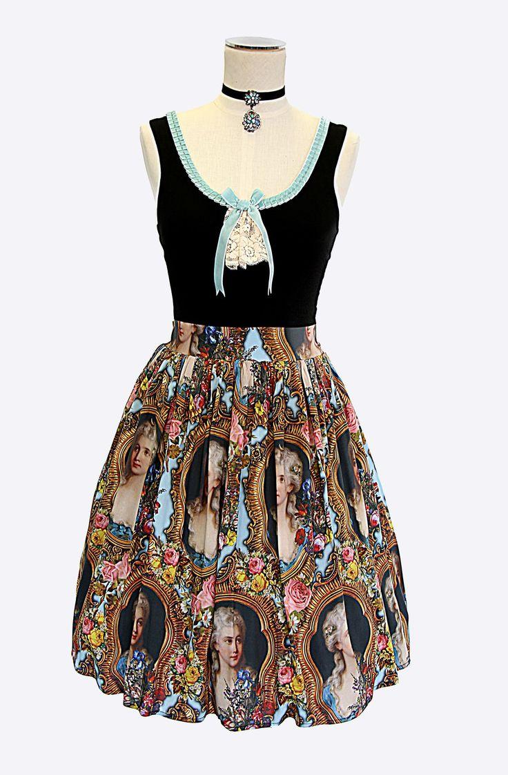 Kitten D'Amour - Antoinette Jersey Dress