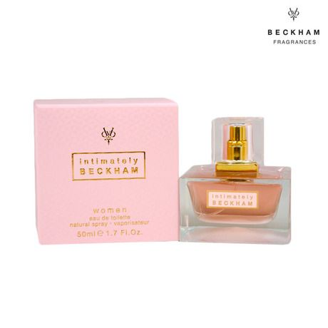 Intimately Beckham by David & Victoria Beckham for Her - 1.7oz EDT at 58% Savings off Retail!