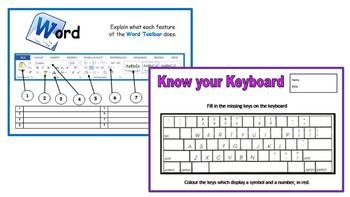 Keyboard computer lessons pdf