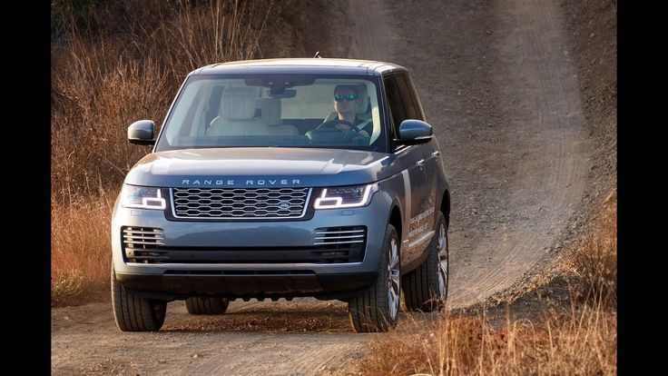 Luxury And Decent Fuel Economy Review 2019 Range Rover