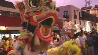 fiesta del dragon chino - YouTube