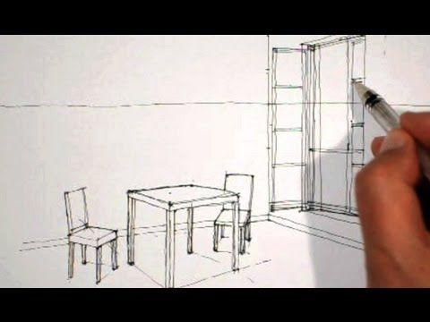 25 best ideas about dessin en perspective sur pinterest - Dessiner un meuble en perspective ...