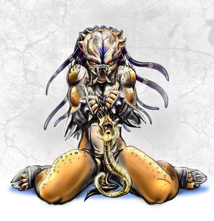 Naked girl predator — pic 15