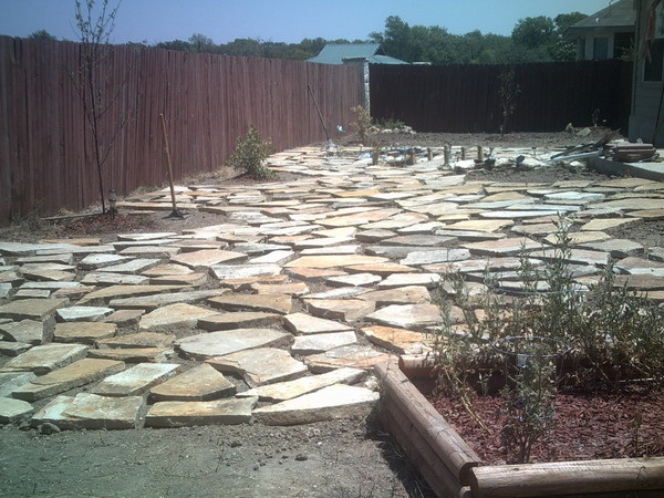 28 best patios with flagstone images on pinterest | flagstone ... - Flagstone Patio Ideas