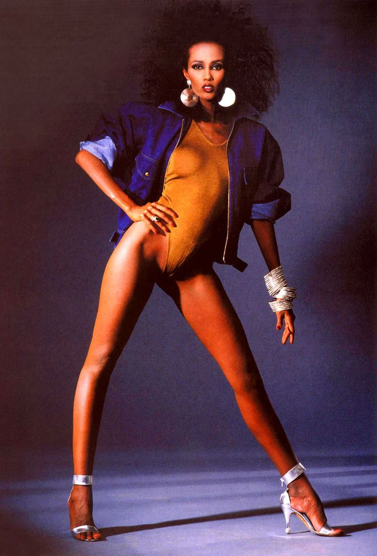 Iman 1980 S | Iman 1985 | 1980's High Fashion/Editorials