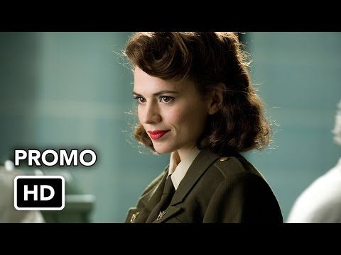 "Marvel's Agent Carter 1x03 Promo ""Time & Tide"" - Peggy continues to be a BAMF all over the place, but who can she trust? And what are Howard and Jarvis really up to?"