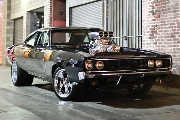 Holy Crap - 1968 Dodge Charger