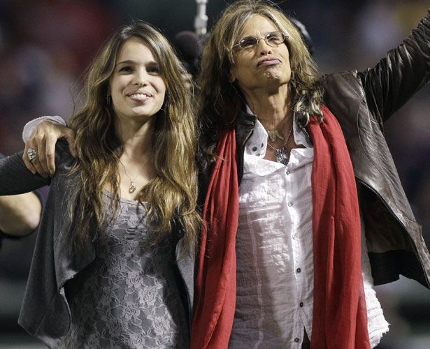 Steven Tyler Daughter Chelsea