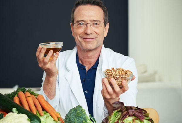 Weniger Süßes. Mehr Gemüse. So diszipliniert wir auch anfangen – auf der La…