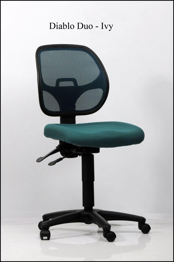 Semi Ergonomic Chair