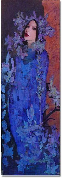 some kind of color: Richard Burlet