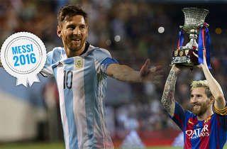 Leo a Leo, mes a mes Messi siempre es noticia. Al repasar cada mes del año de Leo, sobran los momentos para recordar, los goles para disfrutar nuevamente, las noticias qu... http://sientemendoza.com/2017/01/01/leo-a-leo-mes-a-mes/