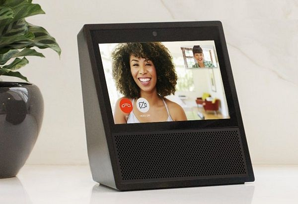 Amazon launches Echo Show with 5MP camera and 7-inch touchscreen - Price Specifications Video #Drones #Gadgets #Gizmos #PowerBanks #Smartpens #Smartwatches #VR #Wearables @GadgetsEden  #GadgetsEden