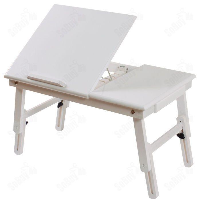 les 25 meilleures id es concernant table d 39 ordinateur portable sur pinterest bureau d. Black Bedroom Furniture Sets. Home Design Ideas