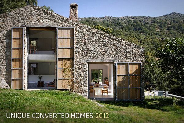 oooh cool house: Doors, Architects, Dreams Home, Country House, Stables, Architecture, Barns Conver, Modern Home, Stones House