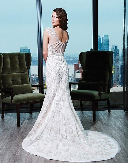 10 best Spring 2015 Wedding Gowns images on Pinterest | Wedding ...
