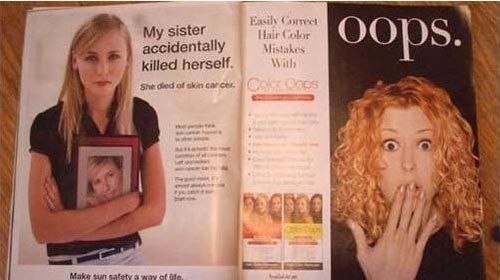 """The 27 most hilarious """"publishing layout"""" failures of all time 