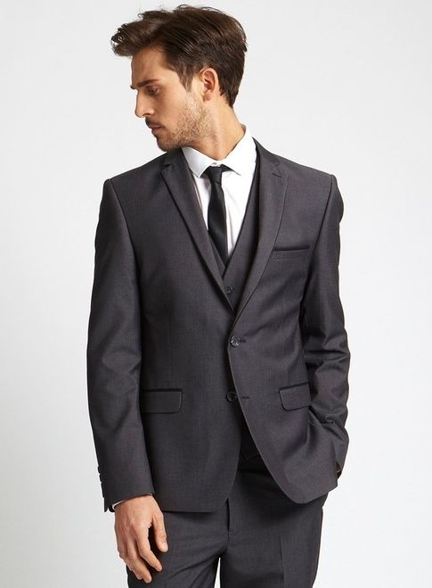 The 25  best Charcoal suit ideas on Pinterest | Mens charcoal suit ...