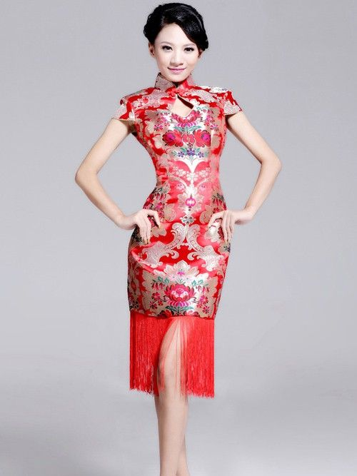 41 best images about traditional chinese outfit on for Chinese wedding dresses online