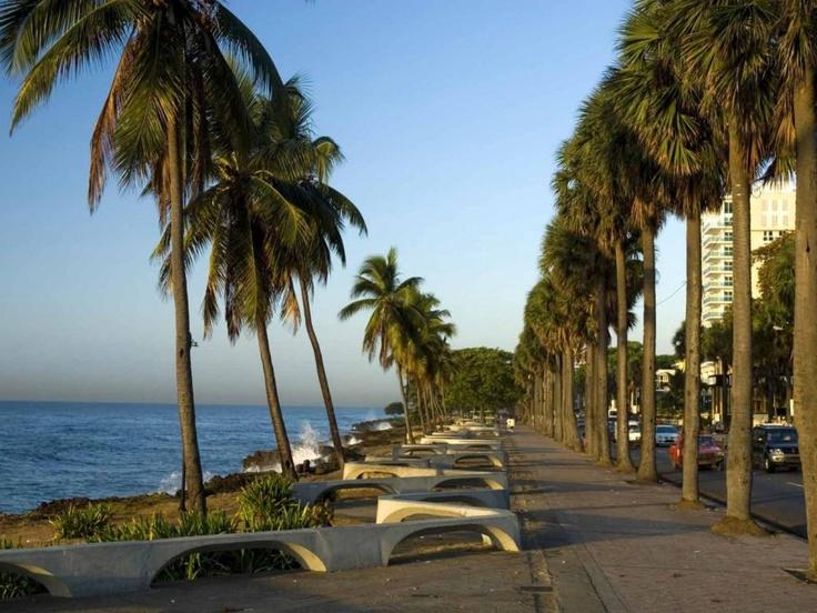 Santo Domingo Waterfront